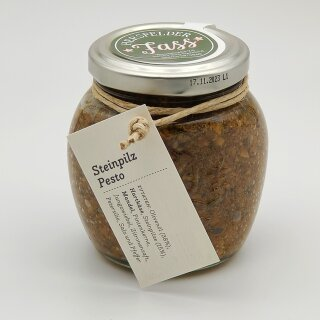 Premium Steinpilz Pesto 180 g