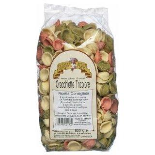 Pasta Orecchiette Tricolore 500 g