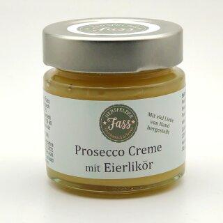 Prosecco-Creme mit Eierlikör 140g