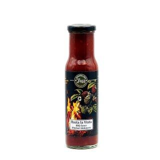 Hasta la Vista BBQ Sauce Himbeer Habanero 240ml