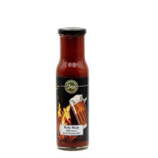 Holy Moly BBQ Sauce meets Dunkel-Bier 240ml