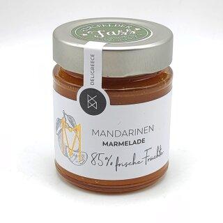 Mandarinen Marmelade 85% 180g