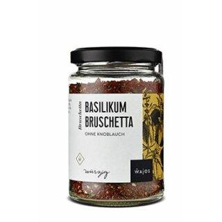 Basilikum Bruschetta 85g - Würzmischung