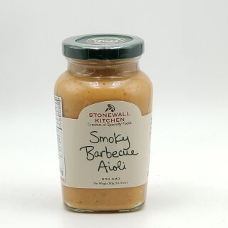 Smoky Barbecue Aioli 304g