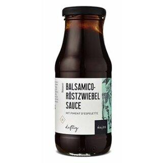 Balsamico Röstzwiebel Sauce 245ml