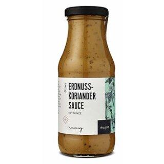 Erdnuss-Koriander Sauce 245ml