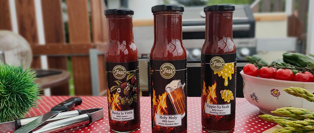 Grill- und BBQ-Saucen